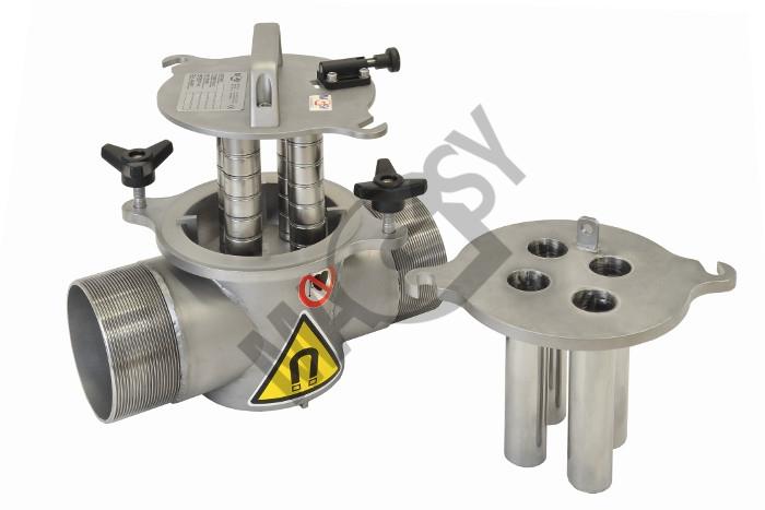 Cisternový magnetický separátor MF CIS