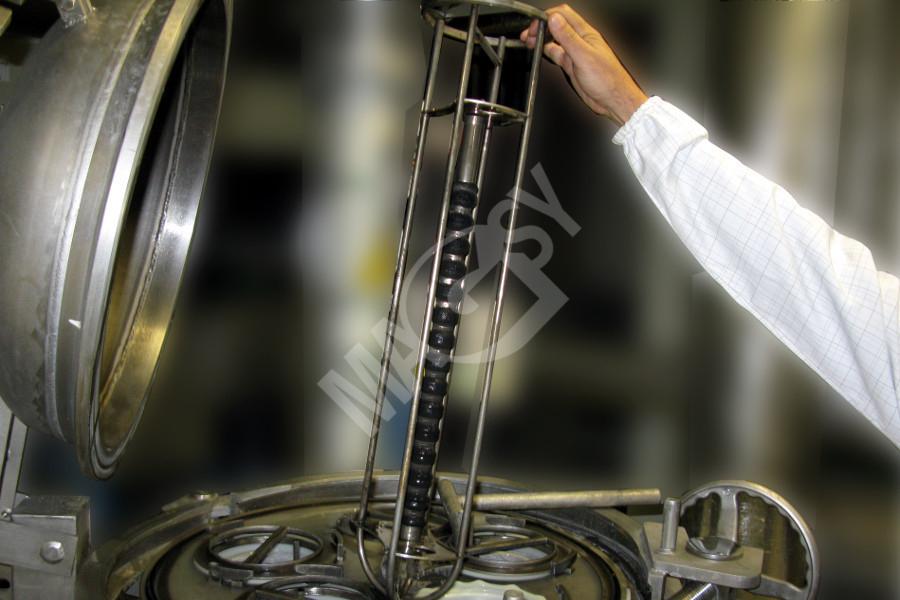 Magnetický separátor do textilních filtrů MTF