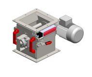 Rotační magnetický separátor MSVR - Standard