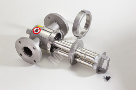 Průtokový magnetický separátor MF - EKO